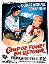 Poster Coup de fouet en retour 23491