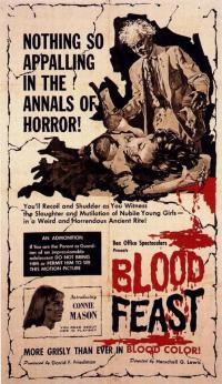 Poster Blood feast 23679