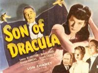 affiche  Son of Dracula 23789