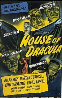 Poster La Maison de Dracula 23793